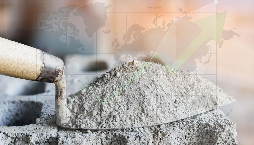 Cement demand growth